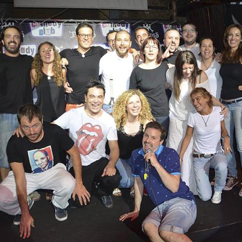 Curso de improvisacion teatral en Barcelona
