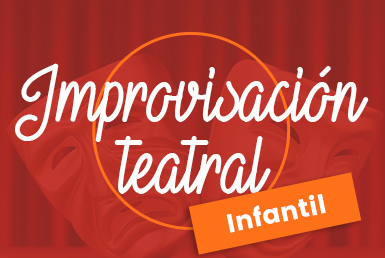 Curso de improvisacion teatral infantil en Barcelona
